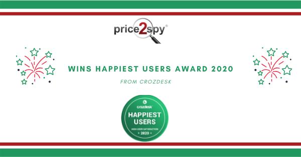 happiest user award