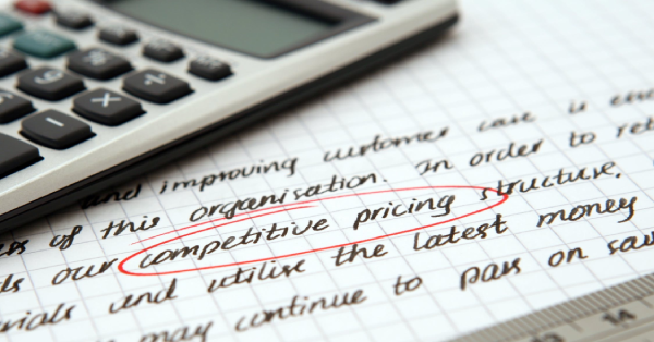 Pricing intelligence for retailers