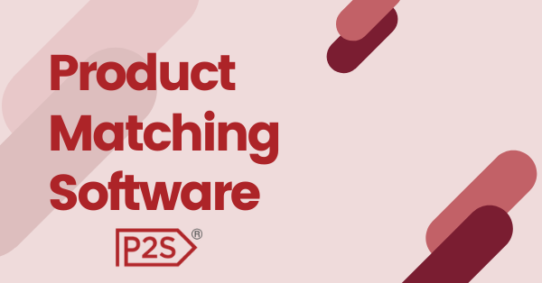 Product Matching Software