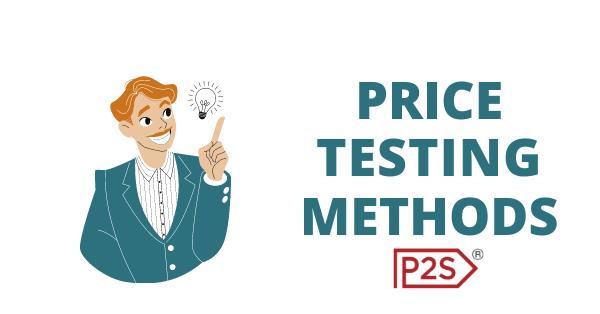 Price Testing Methods