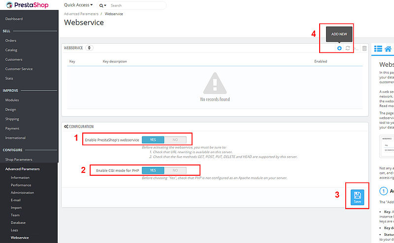 Presta Shop - integrating with Price2Spy