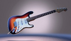 Foremost manufacturer of guitars - Worldwide