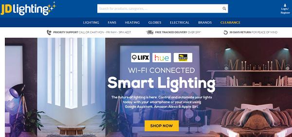 JD Lighting – Australia (www.jdlighting.com.au)