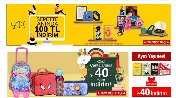 D&R – Turkey (www.dr.com.tr)
