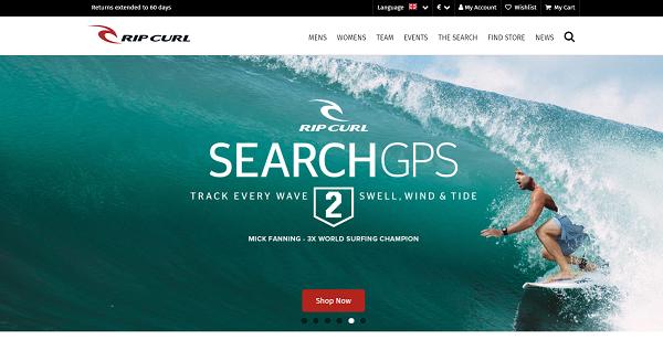 RipCurl - Europe Testimonial