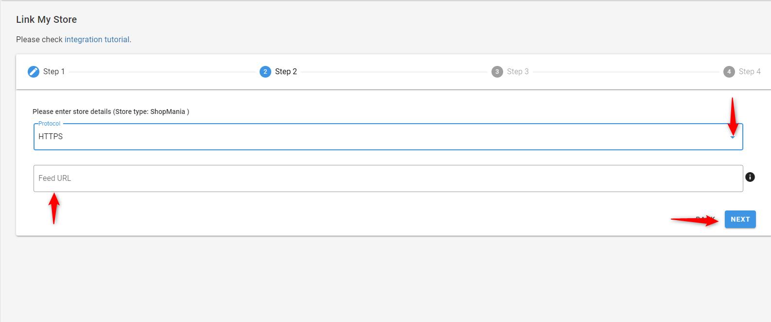 Shopmania – integrating with Price2Spy